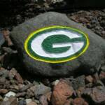Green Bay Packers Stone Logo